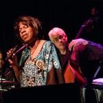 The Ballard Avenue Jazz Walk, presenting 20 groups in 12 venues on or around Ballard Avenue, is the third night of the 2013 Ballard Jazz Festival. The Gail Pettis Quartet packed the room at Egan's Ballard Jam House.